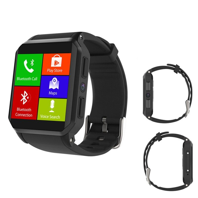 Fitness bracelet smart watch with heart rate monitor smart phone 1.54in IP68 waterproof 8GB/ROM GPS activity tracker for iwo 5 6