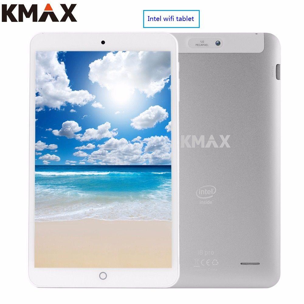 KMAX 8 pouces Android Tablet PC Intel CPU WIFI Quad Core HDMI USB HD IPS 32 GB TF Carte Pas Cher comprimés 8 10 7 9 Bluetooth Cas cadeau