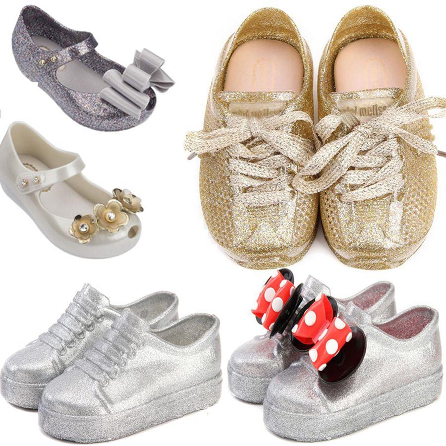 Детские сандалии мини Мелисса Детская обувь удобные и высокое качество