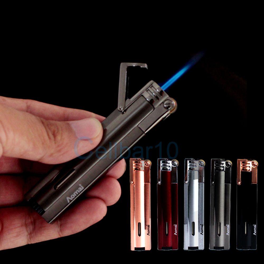 À la mode Coupe-Vent isqueiro Cobra Forme Cigarette Étui À Cigares Briquet avec Fonction Pratique