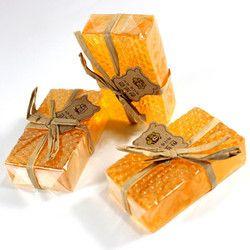 100% HandMade Whitening Peeling Glutathione Arbutin Honey Kojic acid Soap 90g F76