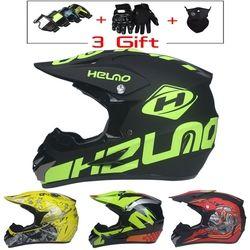 Super ligero casco de la motocicleta que compite con casco de bicicleta niños de dibujos animados ATV Dirt bike Downhill MTB DH cross casco capacetes