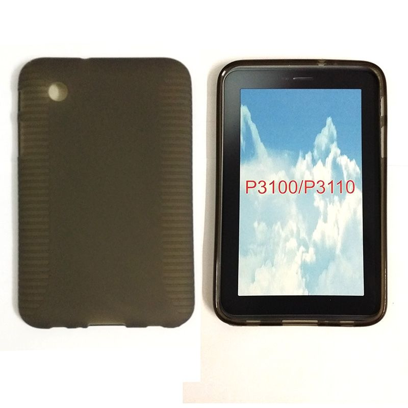 Candy Silicone TPU Gel Soft Case For Samsung Galaxy Tab 2 7.0 7