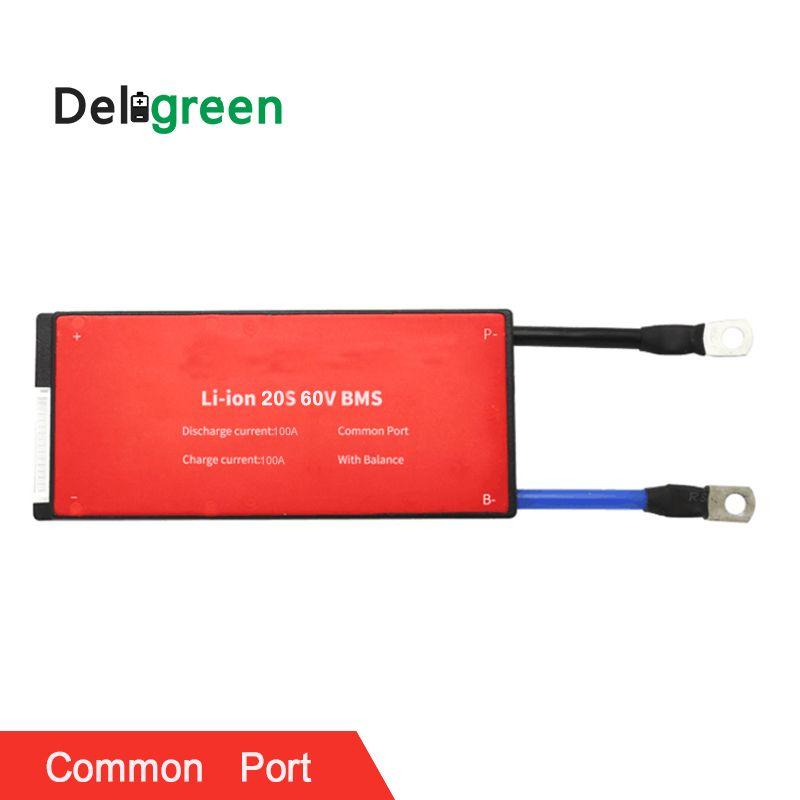 20 s 100A 120A 150A 200A PCM/PCB/BMS für 72 v LiFePO4 LINCM LIMN Batterie Elektrische Auto schutz Platine