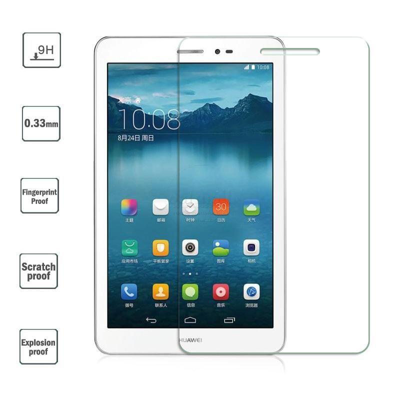0,33mm Gehärtetem Glas Film Für Huawei Ehre T1 8,0 T1-821w Glas Displayschutzfolie T1-821L T1-823L S8-701u/w Pad Tablet Saver 9 H