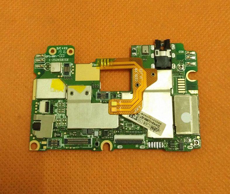 Original mainboard 4G RAM+32G ROM Motherboard for UMI Super MTK6755 Octa Core 5.5