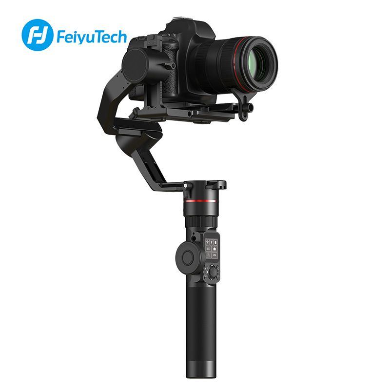 Feiyu AK2000 3-Achse 2,8 KG Last DSLR Kamera Stabilisator für Sony Canon 5D Mark III IV 6D 80D nikon D850 Kamera Handhled Gimbal