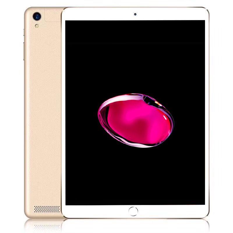 2018 New tabet Google Version10.1 inch 3G Tablet PC 4GB RAM 32GB ROM Metal Tablet PCS Octa Core WIFI GPS Android tablet Dual SIM