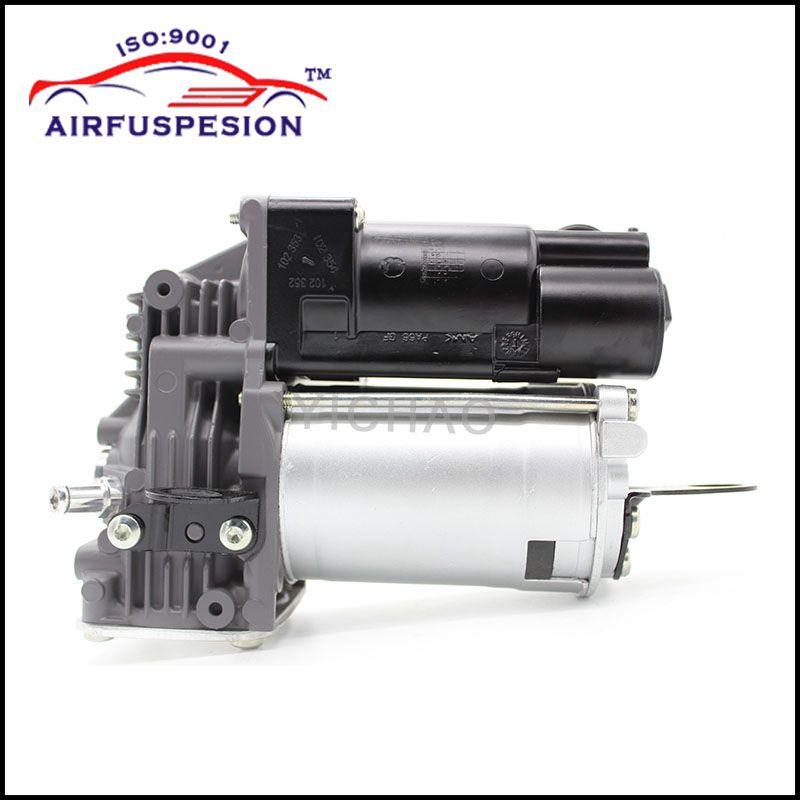 Air Suspension Spring Compressor Pump For Mercedes W221 W216 Air Shock 2213201704 2213201604