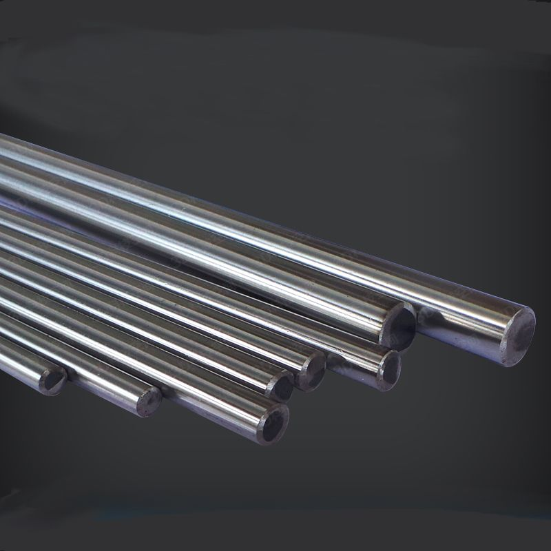 New 3D printer um2+ Extended chrome-plated linear axis for Ultimaker2+extend 8pcs/set Material:45# steel high quality