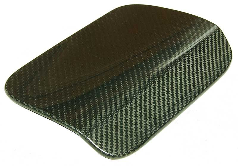 Carbon fiber Fuel Gas Tank Covers Fit For BMW 5-Series F10 F18