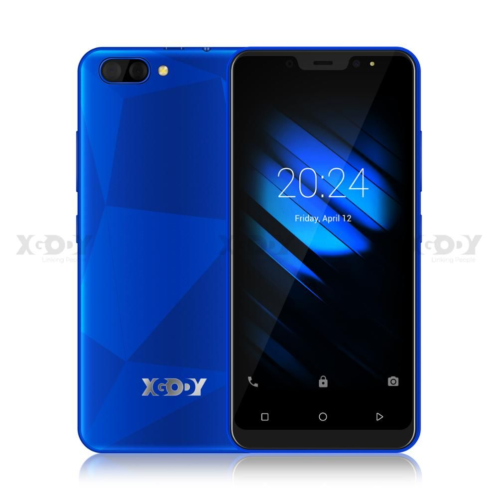 3G Smartphone Android 9.0 Quad Core MTK6580 5,0