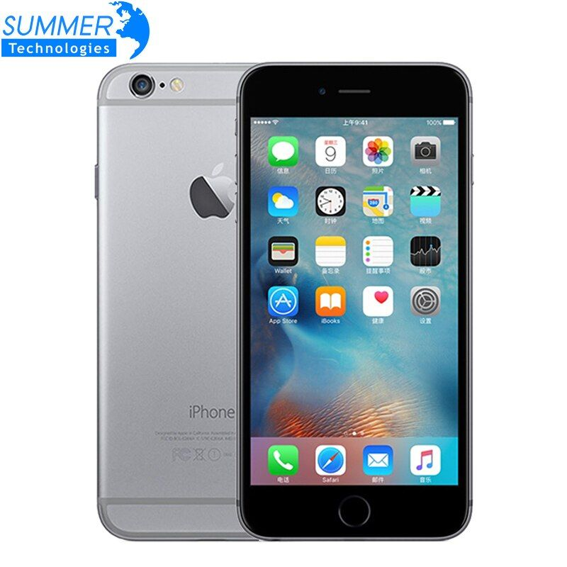 Original Entsperrt Apple iPhone 6/iPhone 6 Plus Handy 4,7
