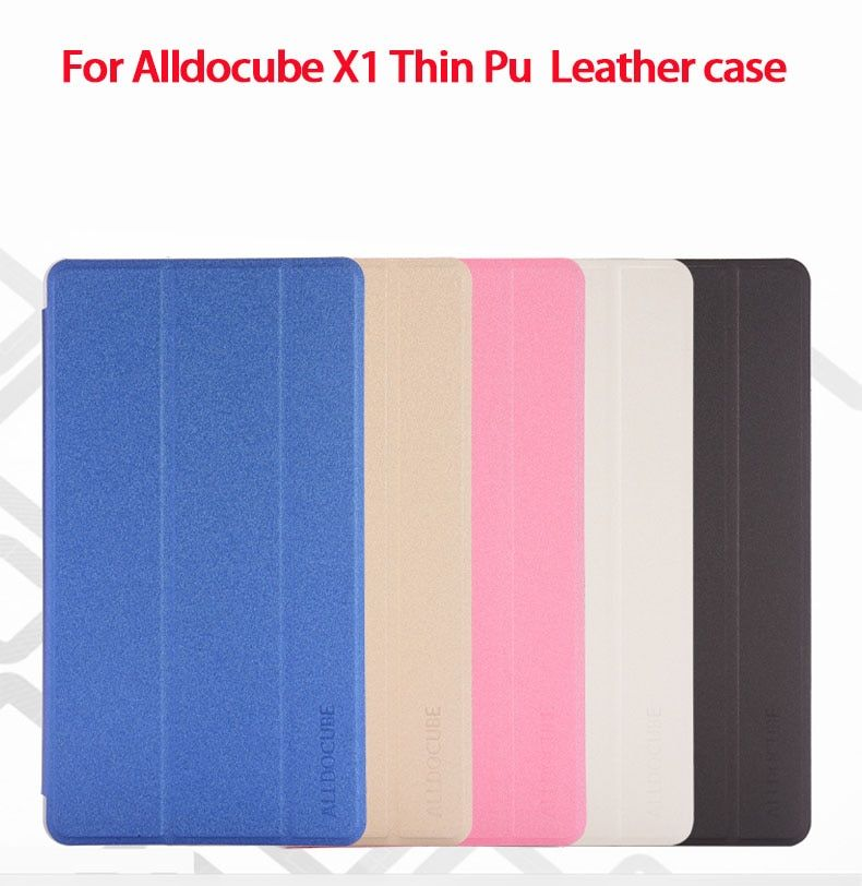 Alldocube X1 Leather Case Cover Ultra thin Stand Flip Case For Cube X1 8.4 inch Tablet PC