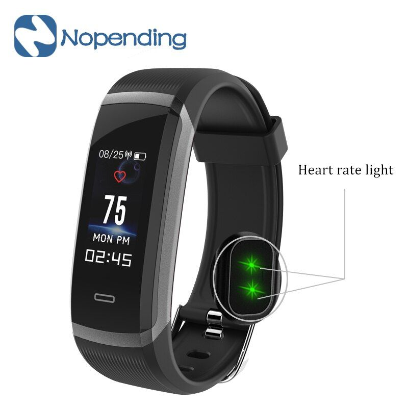Makibes HR3 Heart Rate Smart Band Bracelet Wristband Continuous Heart Rate Monitor TFT Touchscreen Tracker for IOS Xiaomi MI MI5