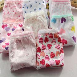 (10 Pcs/Lot) Celana Dalam gadis pakaian anak-anak celana anak-anak pakaian infantil 00fe1