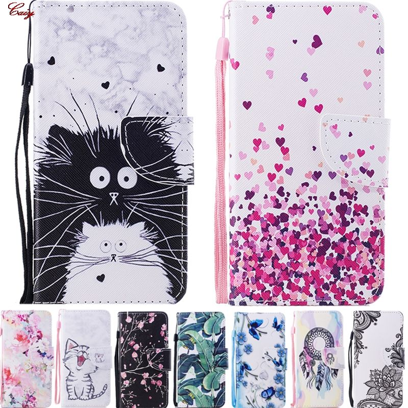 For Hoesjes Samsung Galaxy S8 Plus Case Leather Wallet Silicone Phone Case For SAMSUNG S 8Plus S8Plus G955 G955F Flip Cover bags