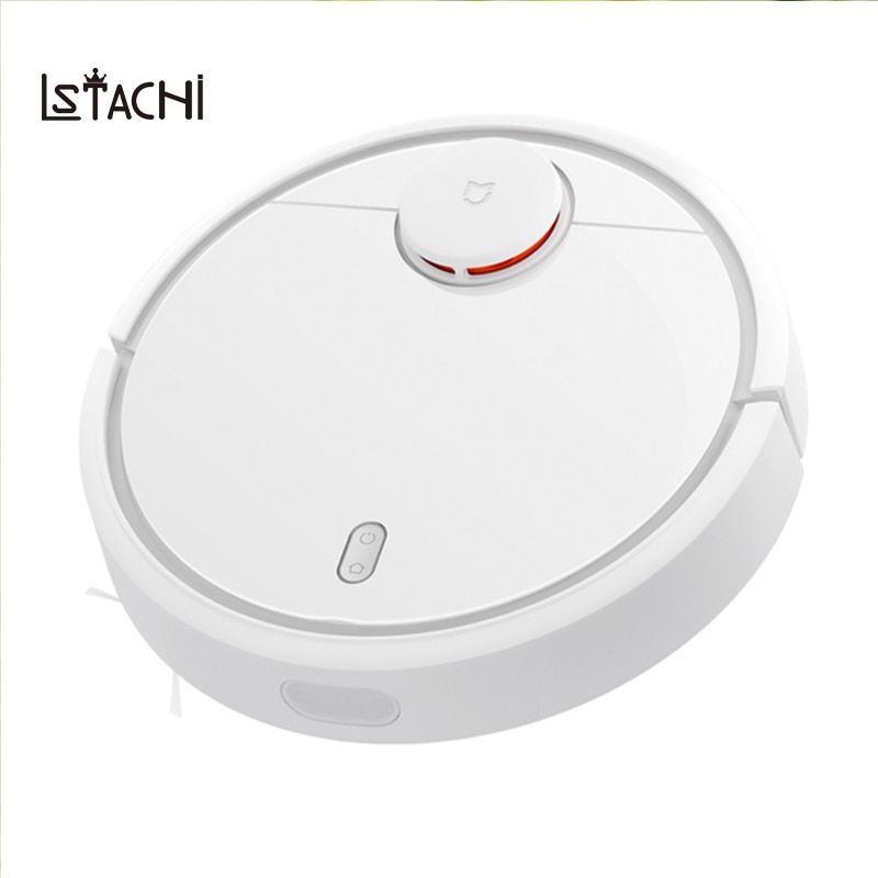 LSTACHi Smart Vacuum Cleaner Home Dust Collector Robot Pet Hair Floor-cleaning LDS Detect Path-plan Remote APP