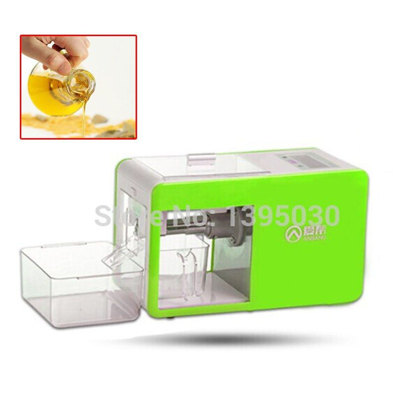 Home automation olive oil press machine stainless steel oil expeller for olive soybean Oil Pressers suitable for walnut/Peanut