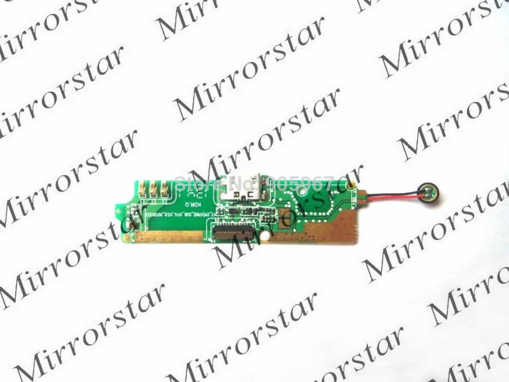 Nouveau Micro usb carte de charge de prise avec microphone pour ZOPO C2 ZP980 téléphone portable
