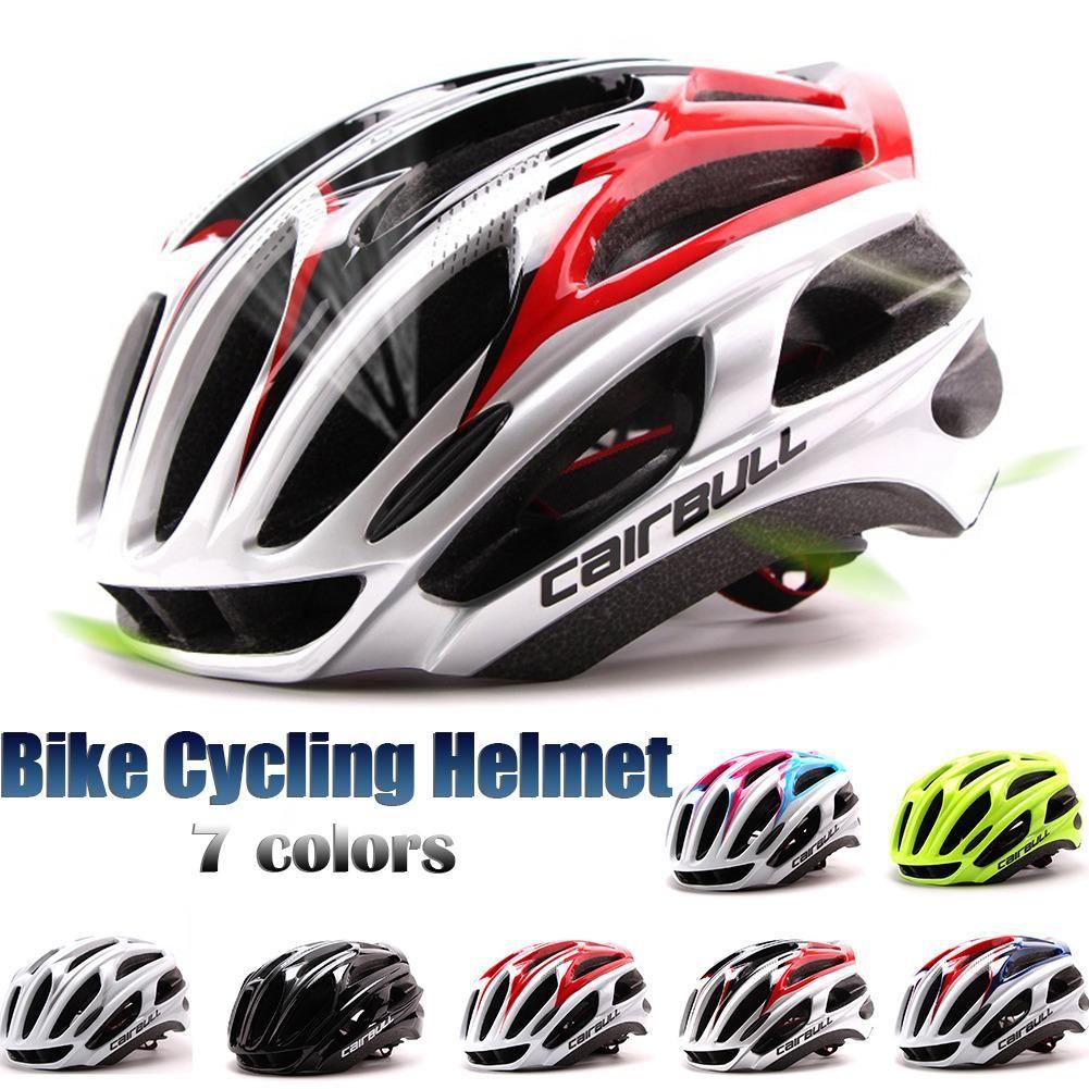 CAIRBULL New Bike Helmet Soft Ultralight Cycling Helmets EPS Integrally-molded Bike Helmet Head Casque With 29 Air Vents