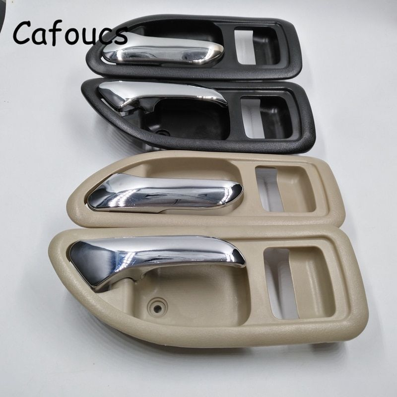 Cafoucs Old Style For Great Wall Haval Hover H3 H5 Car inside Door Right and Left Knob Handle