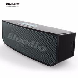 Bluedio BS-6 Мини Bluetooth динамик портативный беспроводной динамик для телефонов с микрофон Колонка поддержка голосового управления