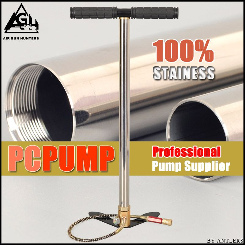 Hochdruckluft Pcp Pumpe 4500PSI/MPA edelstahl pcp air handpumpe für luftgewehr paintball scuba tankfüllung gauge filter