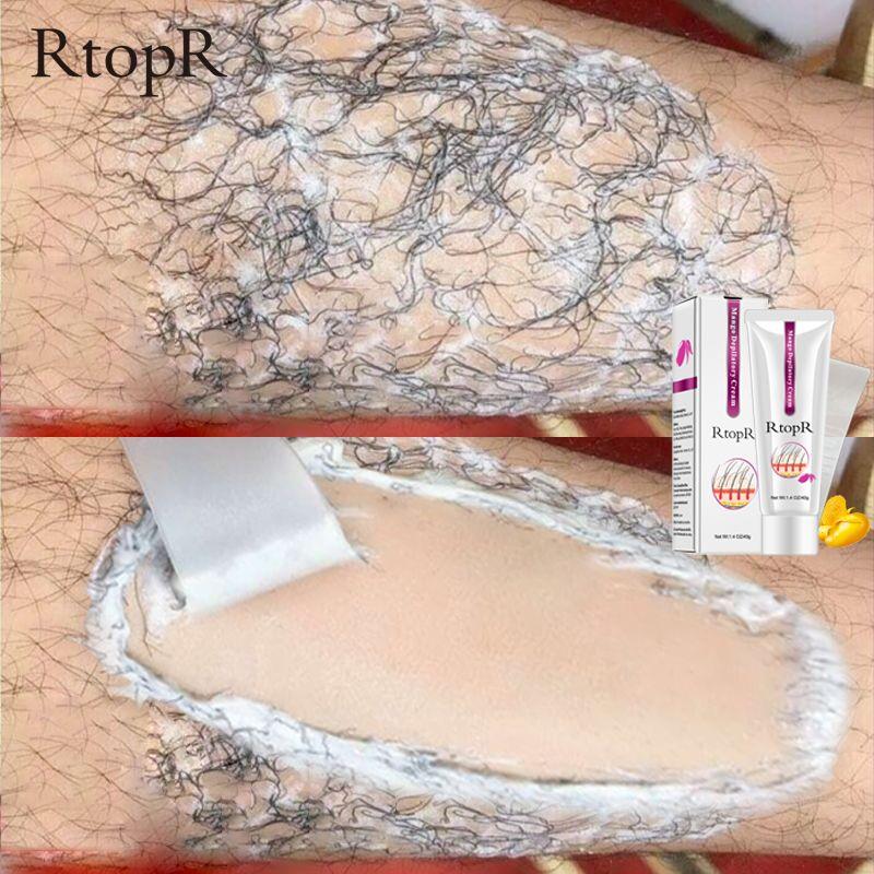 Mango Depilatory Cream Body Painless Effective Hair Removal Cream for Men and Women Whitening Hand Leg Armpit Hair Loss Product