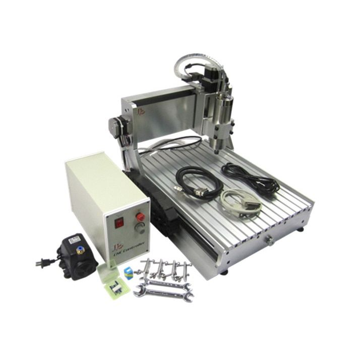 metal engraving machine 3040 1500W water cooling spindle work for Aluminum copper and jade stone etc