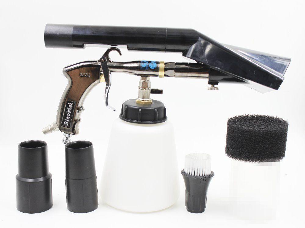Новый z-020 Air Регулятор высокого качества bearring трубки Tornador пистолет комбо вакуумный адаптер (2in1 clearn и vacuun togeth) (1 весь пистолет)