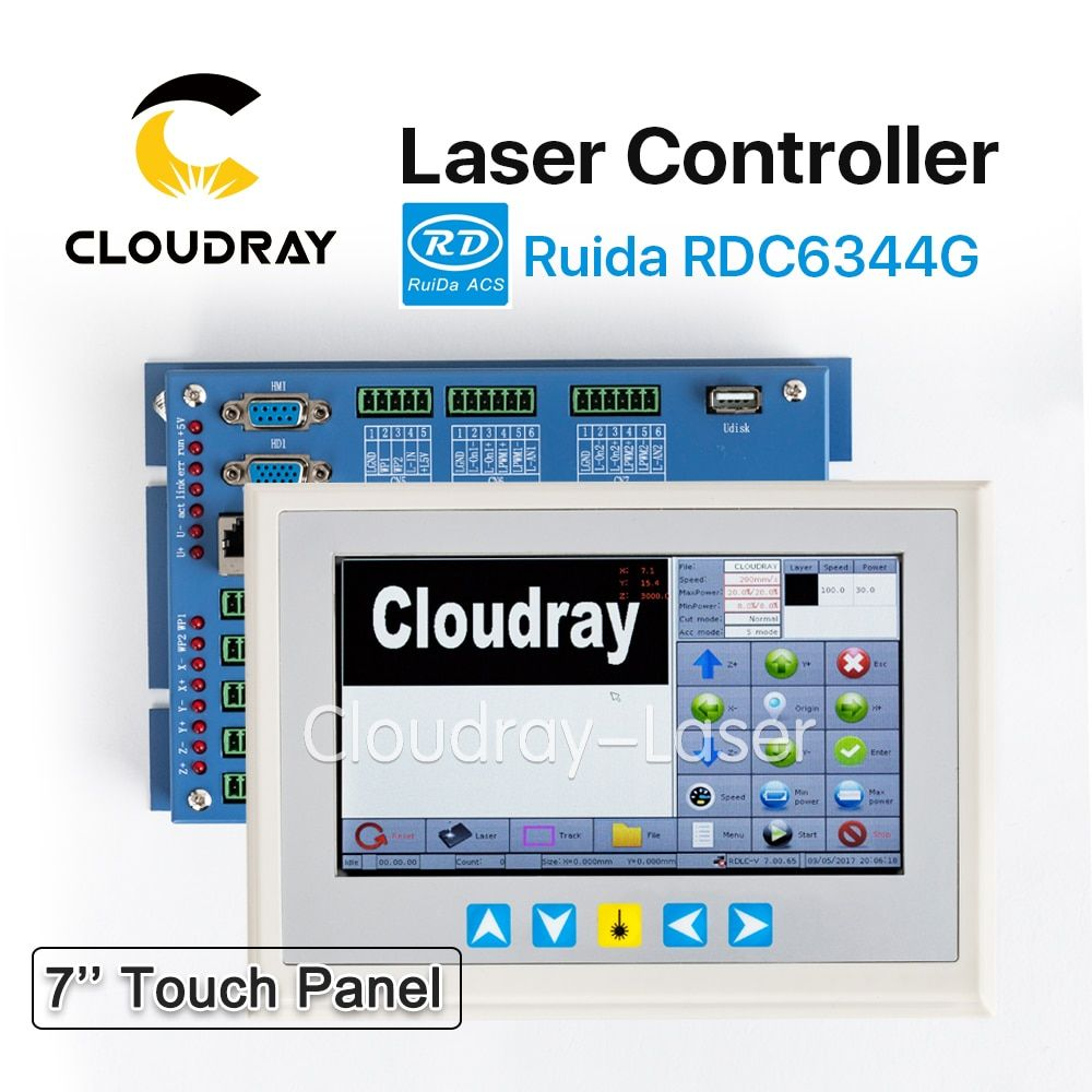 Cloudray Ruida RD RDC6344G 7