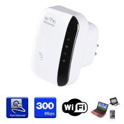 Wireless WiFi Repetidor señal amplificador 802.11N/B/G Wi-fi Extander gama 300 Mbps señal Repetidor Wifi Wps cifrado