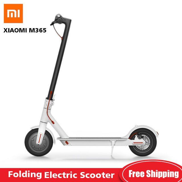 Original Xiaomi M365 Klapp Elektrische Roller Mini 2 Rädern Intelligente Elektrische Roller Ultraleicht Skateboard E-ABS Anti-lock System