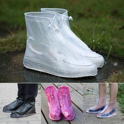 Alta calidad antideslizante Aqua Zapatos unisex impermeable protector Zapatos arranque lluvia Fundas de zapatos de lluvia al aire libre Zapatos