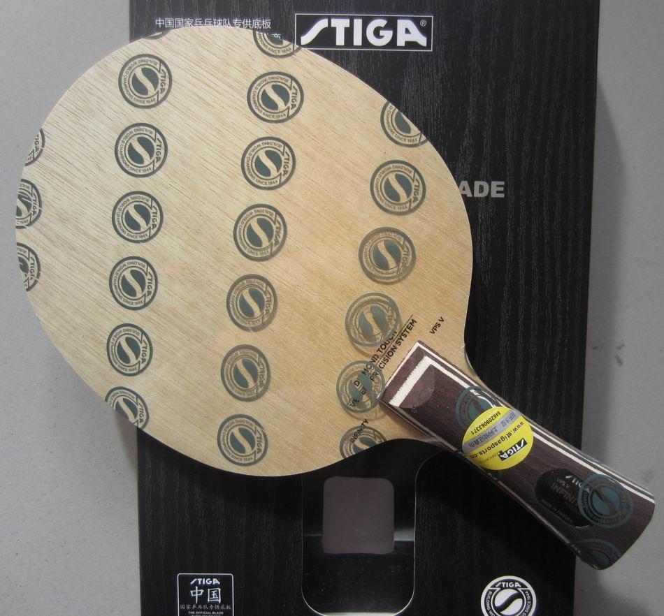Original STIGA UNENDLICHKEIT VPS V tischtennis-blatt stiga schläger schläger sport ping pong paddel stiga tischtennis schläger