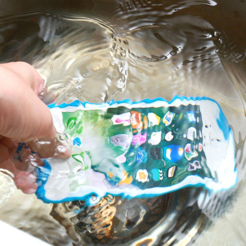 FLOVEME Wasserdicht Fall Für iPhone 7 7 Plus Fall iPhone 6 6 s Plus 5 SE 5 s Abdeckung Ultra Dünne Weiche Silikon Schwimmen Tauchen Fällen