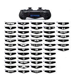 2 pcs Contrôleur de Jeu Bar Lightbar Decal Autocollant Pour PS4 Playstation 4 Parfait