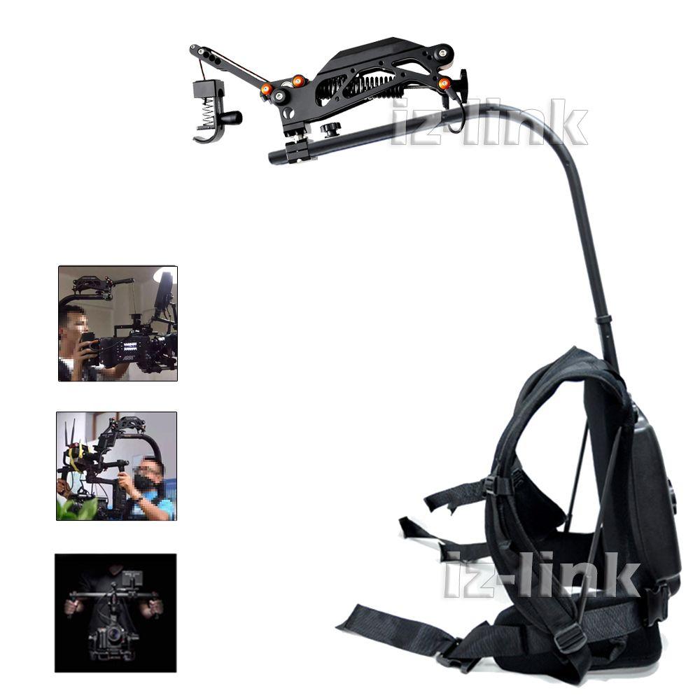 Als Easyrig Last 3-10 kg 6lbs-22 £ Ruhigen Dämpfung Arm + Flowcine Stetige Unterstützung Körper Für video Film