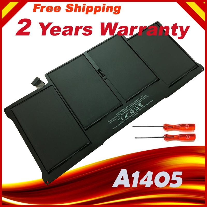 Brand New Battery A1405 For MacBook Air 13 A1369 Mid 2011 & A1466 Mid 2012