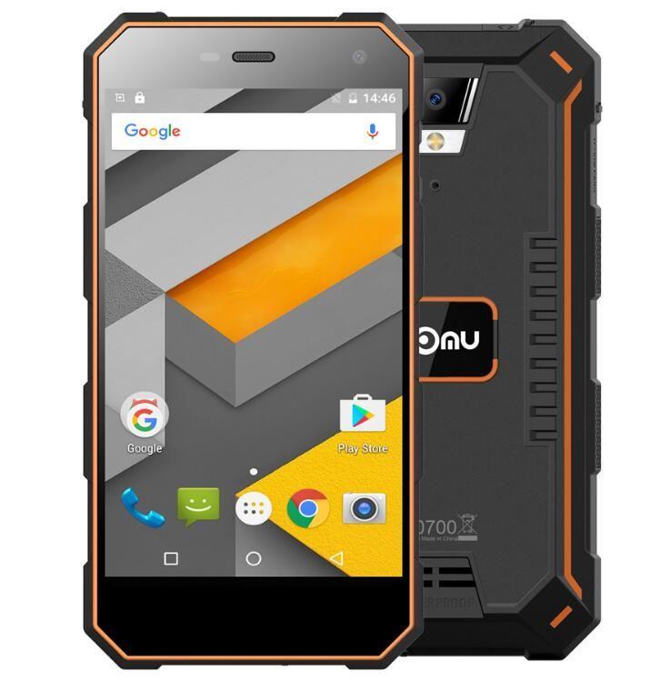 NOMU S10 PRO 3 gb 32 gb Outdoor 4g SmartPhone 5,0 zoll HD MT6737T Quad Core 8MP + 5MP android 7.0 OTG IP68 Wasserdicht stoßfest