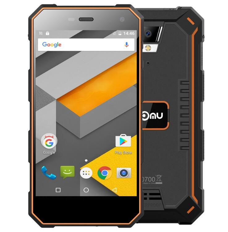 NOMU S10 PRO 3GB 32GB Outdoor 4G SmartPhone 5.0 Inch HD MT6737T Quad Core 8MP+5MP Android 7.0 OTG IP68 Waterproof shockproof