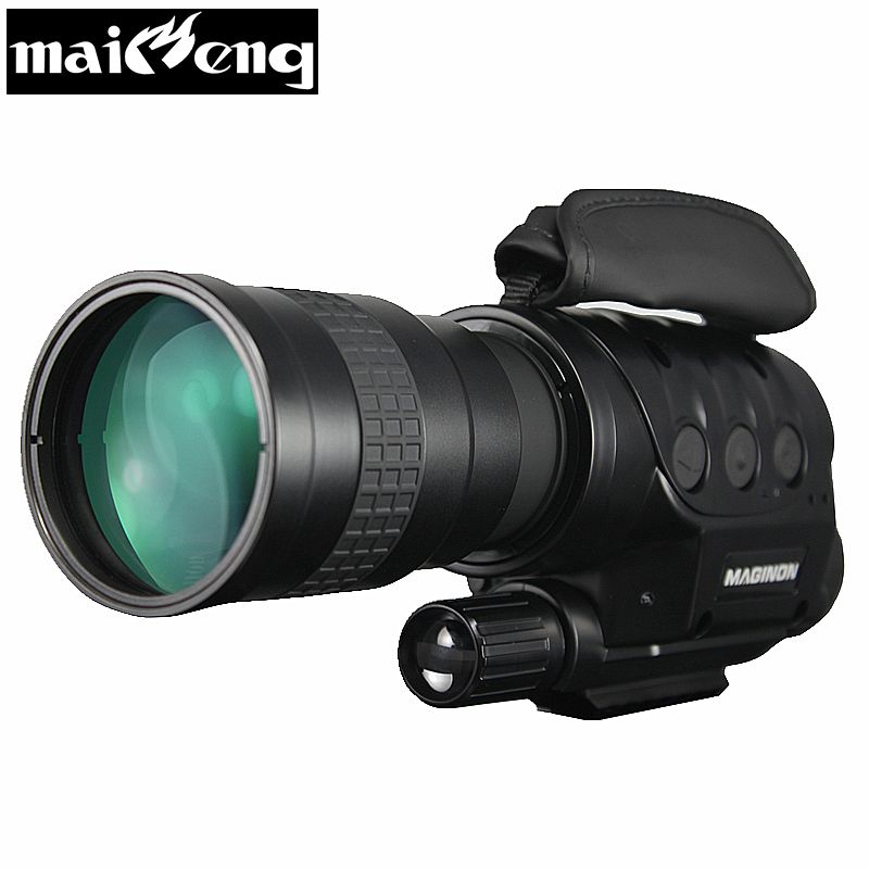 Professional Night Vision Monocular Digital Infrared Tactical Telescope Hd Long Range Military Hunting monocular High Quality
