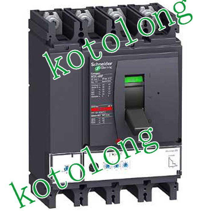 Kompakte NSX400N Mic2.3 4 P LV432694 4 P 400A LV432708 4 P 250A