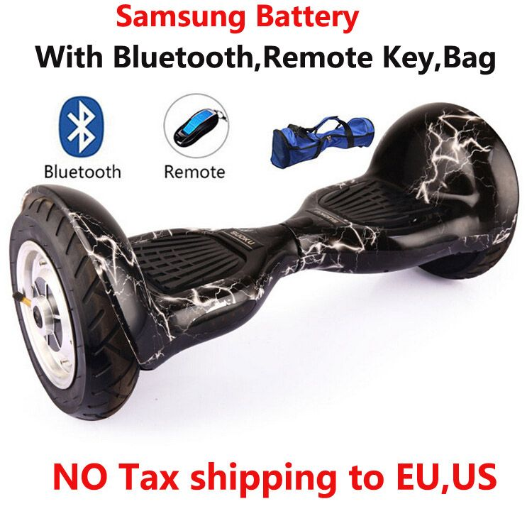 2016 selbstausgleich roller 10 zoll hoverboard 700 Watt Samsung batterie + Bluetooth + Tasche + Remote Skateboard Smart Balance bord 10 zoll