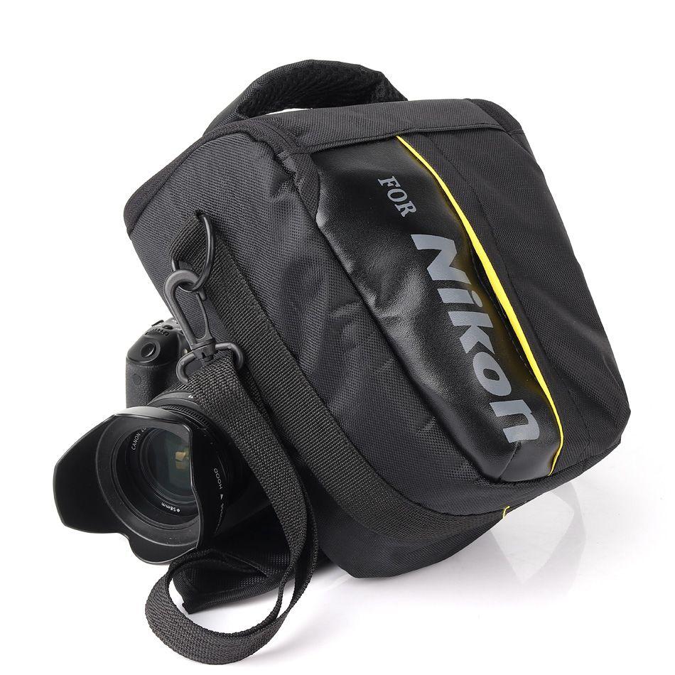 Waterproof DSLR Camera Bag Case For Nikon D3400 D5300 D7200 D7100 D7000 D5600 D5500 D5200 D5100 D3300 D3200 D3100 D3000 D810 D80