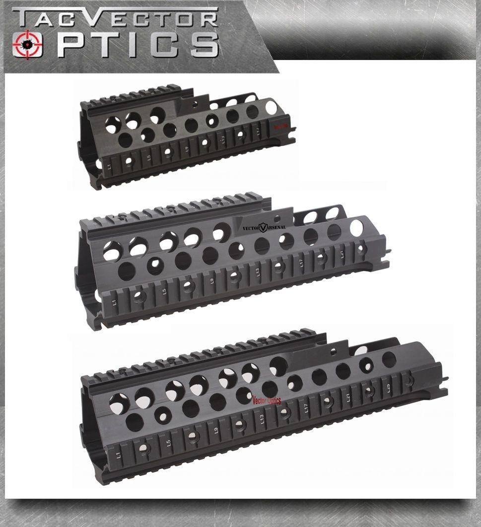 Vektoroptik Tactical H & K G36/G36C/G36K Handschutz Quad Picatinny-schiene für Heckler & Koch HK Hand schutz