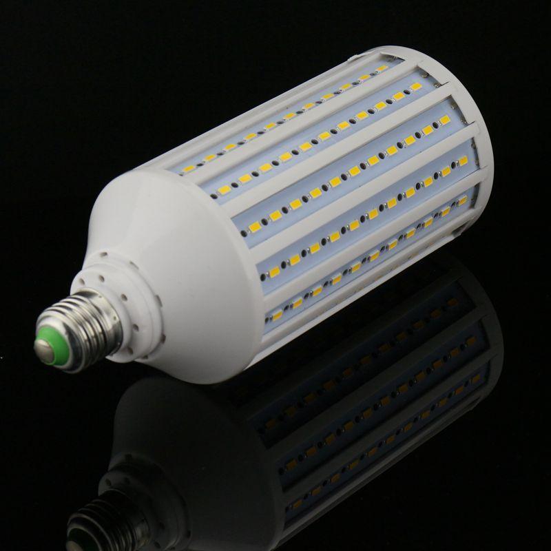 1 pcs/lot 5730 98 132 165 176 216 leds 30W40W50W60W80W LED Lampe E27 E40 B22 E14 85-265 V/AC maïs ampoule LED Maïs lumière led ampoule lampe