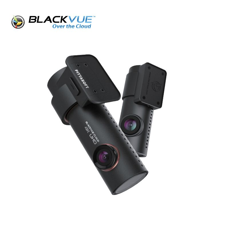 BlackVue Auto DVR DR900S-2CH Dual Kamera WiFi GPS Dash Cam Video Registratori 4 K Aufnahme Schwarz Auto-Box Freies Wolke service
