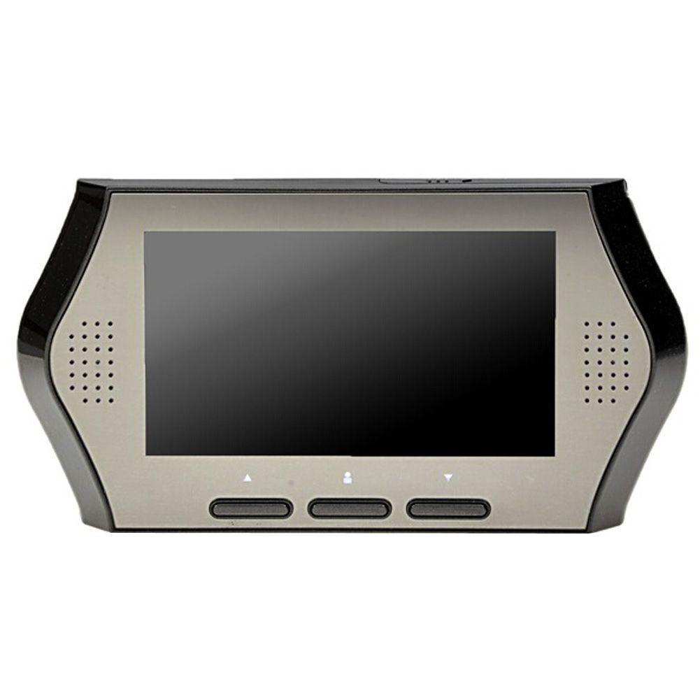 4.3 Inch TFT LCD Wireless Visual Monitor Visual Doorbell Motion Detecting Door Peephole Door Viewer Eye EU